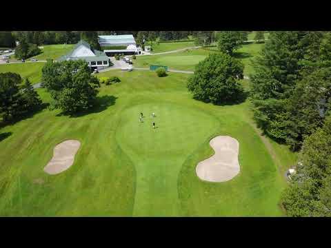 Club de golf de golf Milby - Trou #9 - YouTube