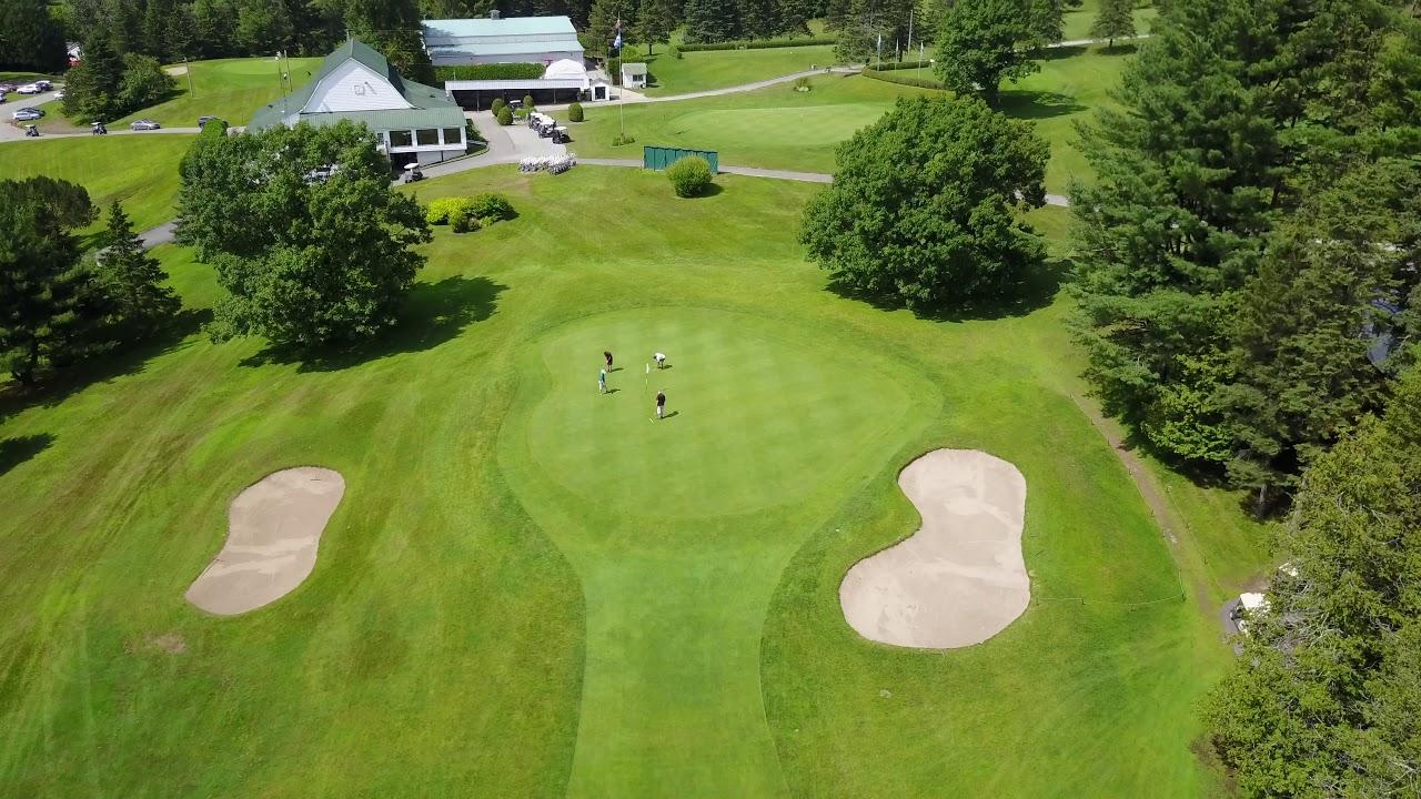 Golf Milby présentera 2 tournois de golf d'importance en 2021… –  Association Régionale des Cantons de l'Est