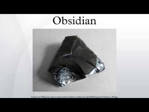 Obsidian from YouTube · Duration:  10 minutes 2 seconds