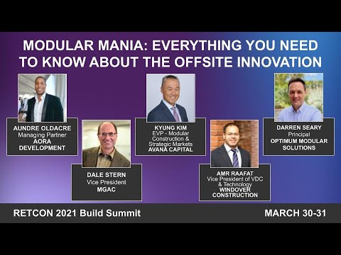 Modular Mania: Everything You Need to Know about the Offsite Innovation