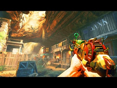 BURIED: EASTER EGG (Black Ops 2 Zombies)