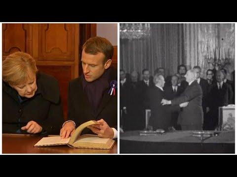 اتفاقية ألمانية فرنسية جديدة ترسخ تحالفاً يقود السفينة الأوروبية …  - نشر قبل 36 دقيقة