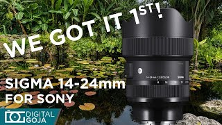 [FIRST LOOK] Sigma Launches th…