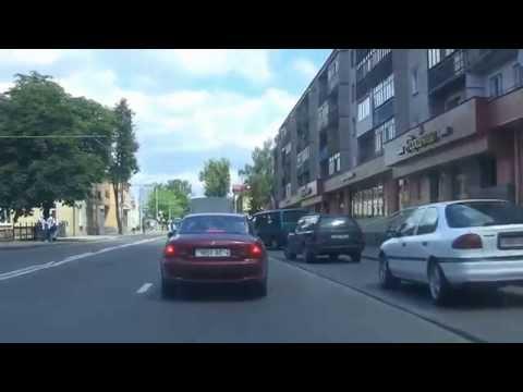 GRODNO : улицы города ГРОДНО  :  Streets Of  GRODNO