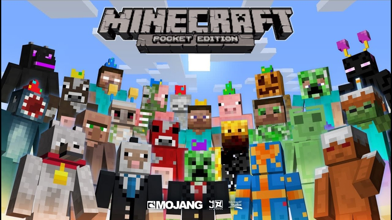 Minecraft PE - How To Get All The Skins Packs For Free (Android ... for All Minecraft Characters  28cpg