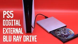 PS5: Will External Blu-ray Dri…
