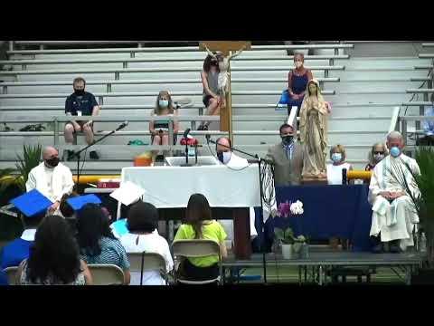 Morris Catholic High School Graduation 2020
