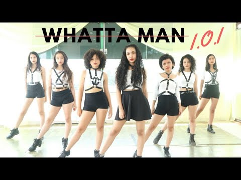 I.O.I(아이오아이) - Whatta Man[Dance Cover By Gold Star]