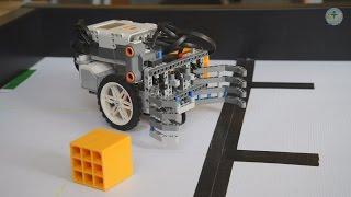 25 03 Программирование робототехника
