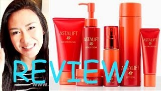Astalift Skincare Review - Jelly Aquarysta, Cleanser, Remover Oil, Night Day Cream, Eye Cream Thumbnail