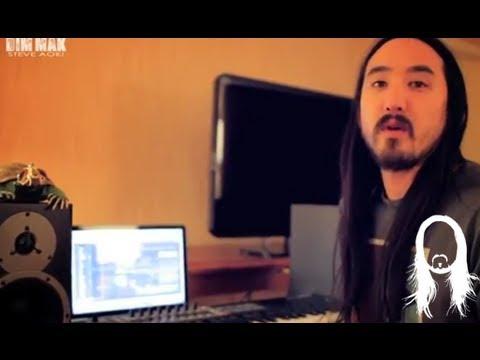 "Bassnectar ""Redstep"" Steve Aoki Remix - Behind the Studio w/ Steve Aoki & Live #Leaked #Unreleased"