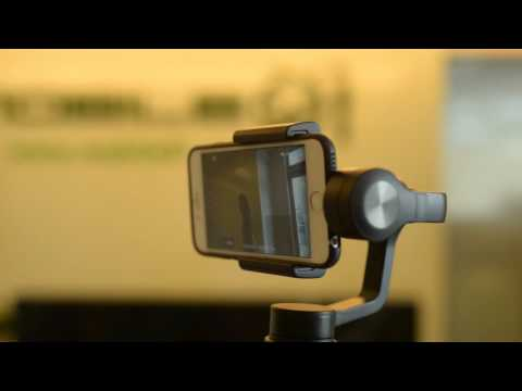 [Mobile01] DJI OSMO Mobile Intelligent Tracking