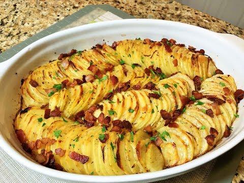 Картофель в Духовке По-Королевски. ВКУСНО, ПРОСТО и ПРАЗДНИЧНО!  Baked Potatoes in the Oven
