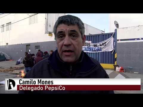 Cierre de planta en PepsiCo - Camilo Mones/Delegado
