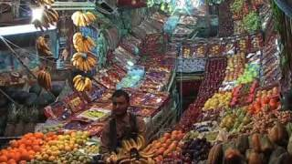 Voyage en Arabie Heureuse - Episode 1 - Le souk de Sanaa
