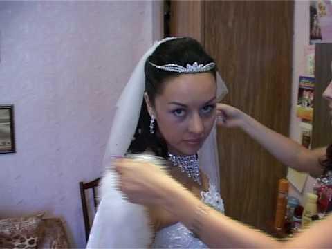 Прикольный свадебный видеоролик!!!