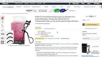 Gutscheincodes über Amazon über SellerCentral erstellen