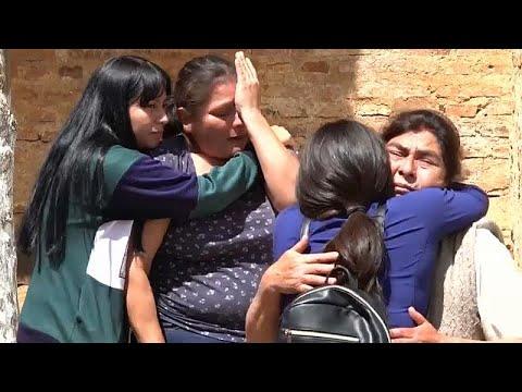 مجزرة تودي بحياة 13 في نزاع محلي على أراض بالمكسيك  - نشر قبل 26 دقيقة