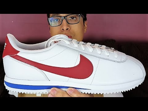 reputable site 6fd1e dccad Best Shoes To Wear On 4th of July? Nike Cortez Forrest Gump 2018 Review!