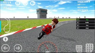 Paw Ryder Moto Racing 3D - Gameplay Android game - moto racing games