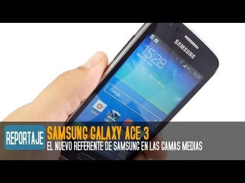 Samsung Galaxy Ace 3, precio, características y especificaciones
