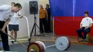 Николай Ильичев. 2009 год. 400 кг
