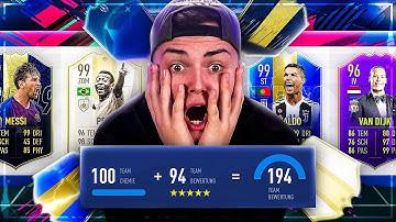 Endlich ein 194er FUT DRAFT! FIFA 19 Ultimate Team