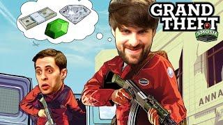 Gambar cover HEIST FAIL! (Grand Theft Smosh)