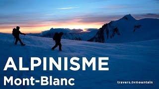 #2 Mont-Blanc Voie Normale refuge du Goûter sommet Saint-Gervais alpinisme - 9073
