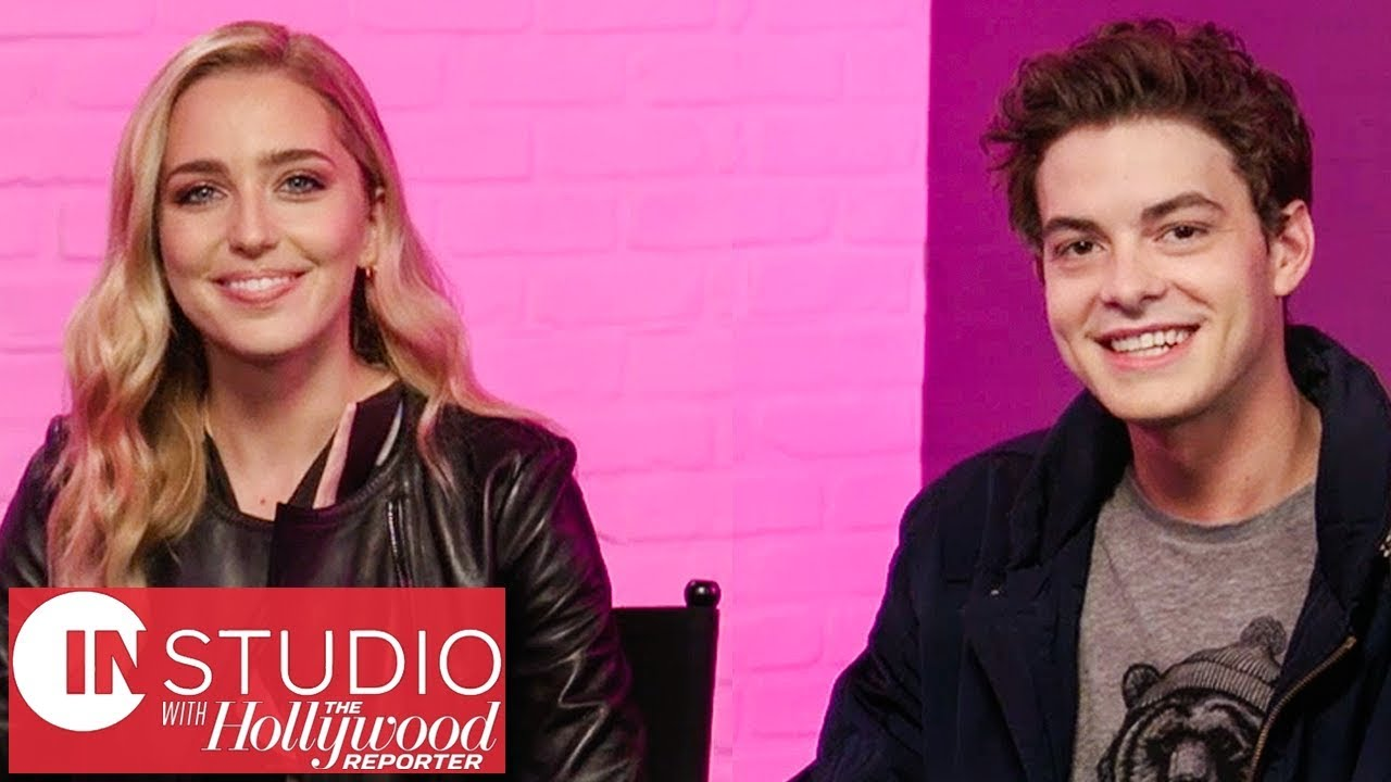 Jessica Rothe & Israel Broussard: 'Happy Death Day 2U'