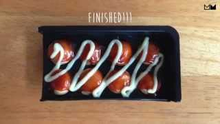 Kracie Popin' Cookin' Kuru Kuru Takoyaki Kit Thumbnail