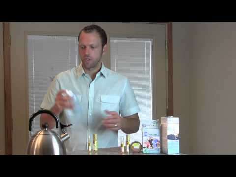 (how to use a *neti pot*) as a sinus infection remedy *neti pot sinus infection*
