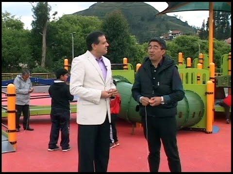 Juegos tradicionales del Ecuador - Entrevista a Ivan Petroff