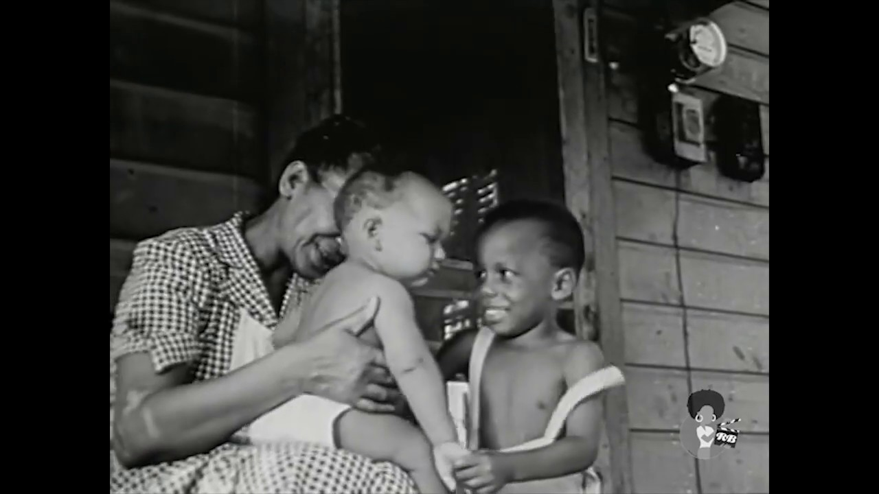 Palmour Street (1949) | A Black Family in Gainesville, GA