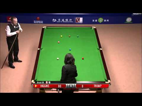 John Higgins 147 Break Shanghai Masters in FULL