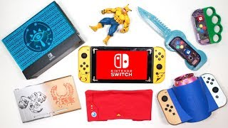 The Best Nintendo Switch Accessories I