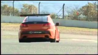 Lexus IS F CCS R Race Car 2012 Videos