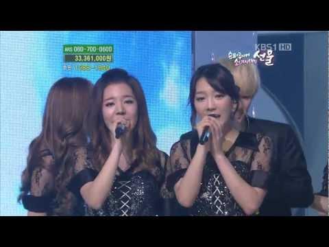 Super Junior & SNSD - Hope (Sep 17, 2011)