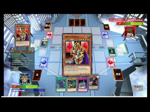 Let's Play Yugioh Legacy of the Duelist part 23 - The AI Misuses Cost Down |