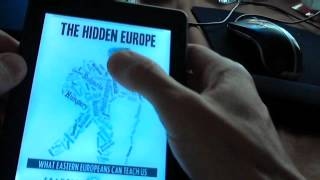 Amazon Kindle Paperwhite Ereader Review - Perfect Ebook Reader!