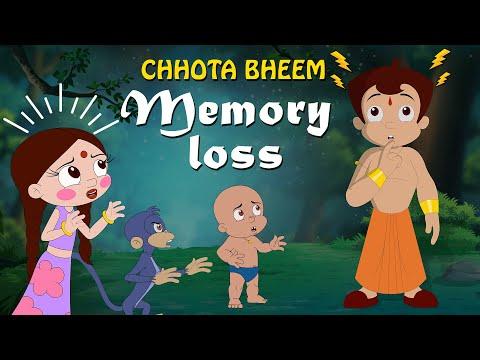 Chhota Bheem - Memory Loss | Hindi Cartoon For Kids