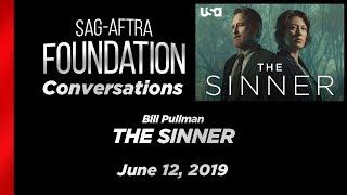 Conversations with Bill Pullman of THE SINNER