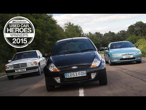 Used Car Heroes The winners
