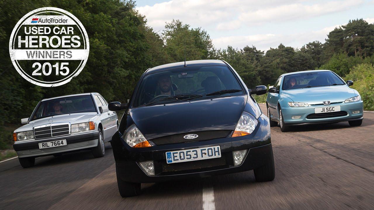 Used Car Heroes: The winners - YouTube