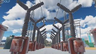 Electric Power Generation - Virtual Reality Module