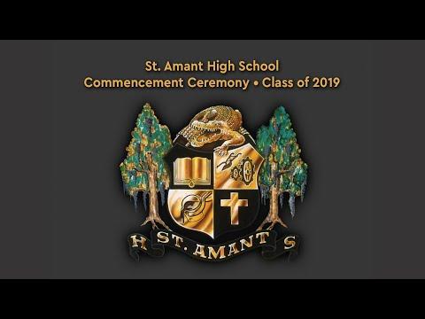 St Amant High School Commencement 2019