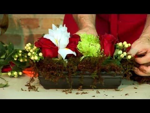 Unique Floral Ideas For A Valentine Floral Design YouTube