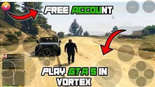 Vortex account for free.100%real+working