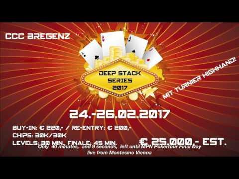 MPN Vienna Cash Game Adventure 8/8