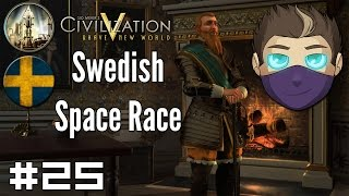 Civilization V: Swedish Space Race #25 - Specialist Economy
